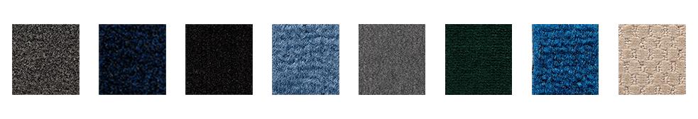 boat carpet samples