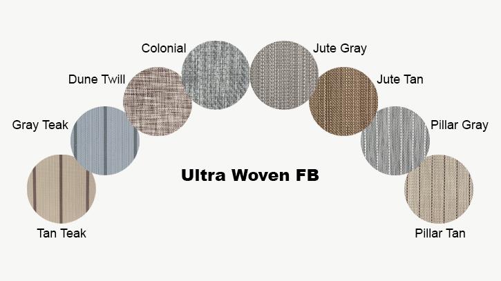 Ultra FB Woven Flooring